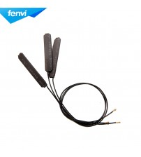 Brand New 3Pcs Laptop Wifi Internal NGFF IPEX MHF4 IPX I-PEX Antenna for M.2 wireless wifi Network card Long Cable 20cm