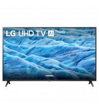 "LG 43"" Class 4K (2160P) Ultra HD Smart LED HDR TV 43UM7300PUA 2019 Model"