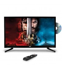 PYLE PTVDLED32.5 - 32'' LED TV - HDTV with Built-in CD/DVD Player, HD 1080p Support