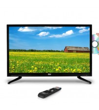 PYLE PTVDLED40.5 - 40'' HD LED TV - 1080p HDTV with Built-in CD/DVD Player