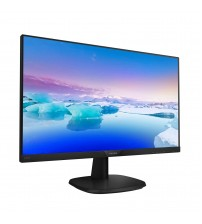 "Philips 23.8"" LCD Monitor with LED Backlight"